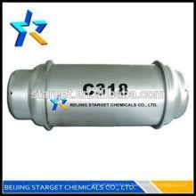 C318 Octafluorocyclobutane 3N 5N purity
