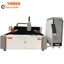Máquina de corte de aço inoxidável do laser 1000Watt da fibra