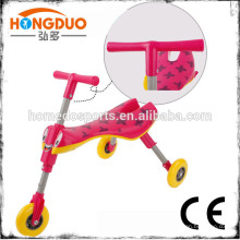 Child Scooter with Seat and PP Handle