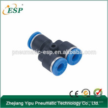 China high pressure union PY y type 04C plastic tube fittings