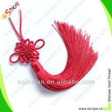 Handmade Decorative Chinese knot tassel