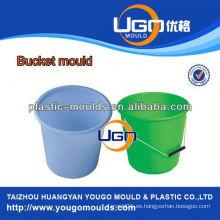Fabricante molde de cubo de agua de inyección de plástico, moldes de cubo para el agua, molde de cubo de inyección