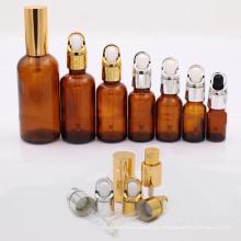 Botella cosmética de alta calidad al por mayor de la fábrica (NBG01)