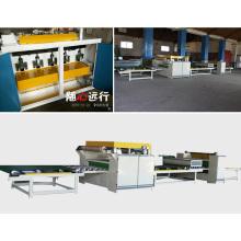 Holzbearbeitung Automatische PVC- oder Papierlaminierlinie