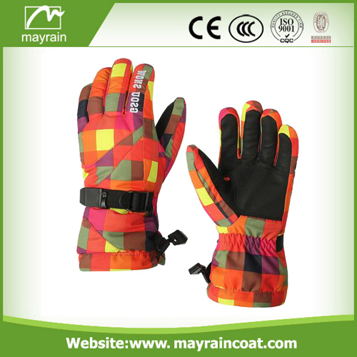 comfortable ski gloves