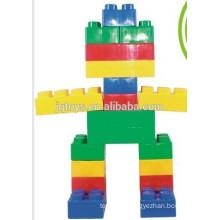Plástico Grandes construção tijolos blocos de construção brinquedos
