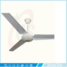 Ventilador de teto industrial elétrico de 56 ′ ((USCF-143) com CE / RoHS