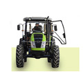 Super power CE cetificate high efficiency farmer tractor