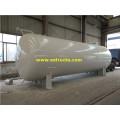 80 M3 40Ton Anhydrous Ammonia Bullet Tanks