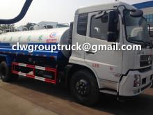 Dongfeng Tianjin 10000Litres νερό δεξαμενή φορτηγό