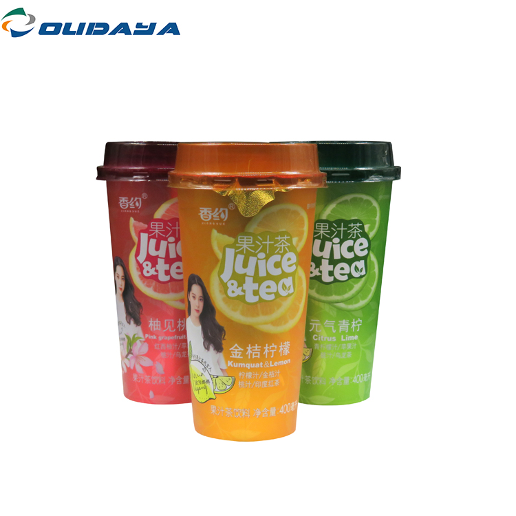Different Color Cups 400ml