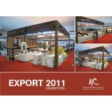 Salon de l'exportation du Vietnam 2011Entreprise de meubles extérieurs