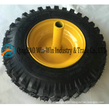 Rubber Wheel for Snow Removal Truck