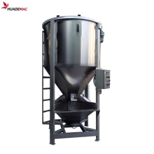 Vertical plastic granules mixer/mixing drying machine