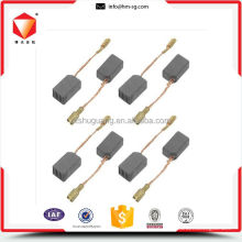 Supreme quality factory price electric carbon brushes for dc motors
