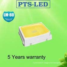 Haute qualité 0.9W 27-30V 30mA 2700 k - 6500 k 100lm 2835 SMD LED