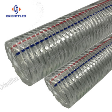 Steel+wire+weather+resistance+reinforced+plastic+hose