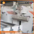 Machine de fabrication de film de bout droit de LLDPE FT-1500 de Fangtai double couche