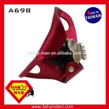 A698 устройство Альпинизм скалолазание 4кн 8мм 13мм Алюминиевый груди Жумар