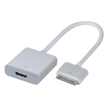 for iPhone 4/iPad/Mini iPad/iPod Touch/iPad to HDMI Cable Adapter