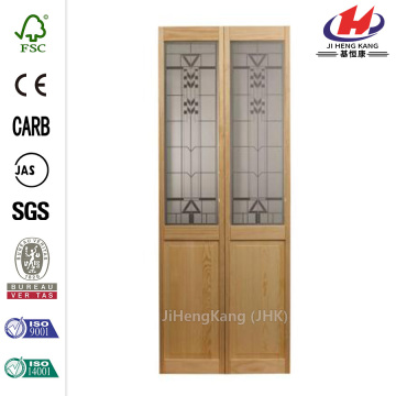 Soundproof Glass Interior Sliding Bifold Doors
