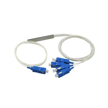 1x2 1X4 FBT Serat Optik Coupler Splitter