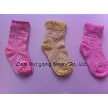 Neuheit-Mädchen-Baumwollsocken