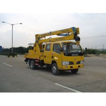 2017+Dongfeng+used+aerial+manlifts+vehicle+for+sale