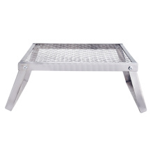 Stainless Steel Barbecue Charcoal Grill