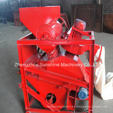 Máquina desgranadora de cacahuete Pequeña máquina descascaradora de maní