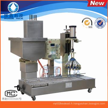 Haut de gamme liquide automatique Machine de remplissage
