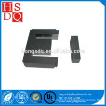 EI núcleo de transformador orientado a grano de silicio de acero de laminación