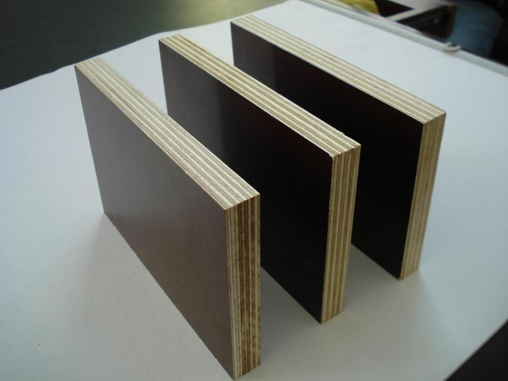 18mm  brown  construction film faced plywood