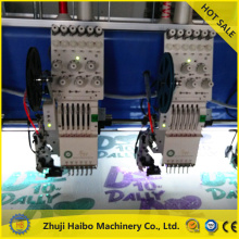6 color 24 heads high speed computer embroidery machine for women clothes