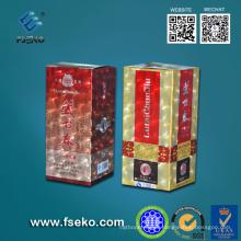 Uso de película de laminación térmica en impresiones digitales