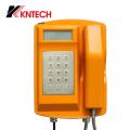 Всепогодный Ruggedize Телефон VoIP Телефон Knsp-18LCD от Kntech