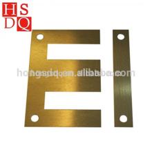 Alta calidad Laminación Transformador Perforación EI Stamping