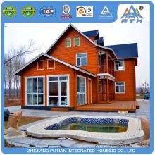 Maison préfabriquée de construction d'église de haute qualité
