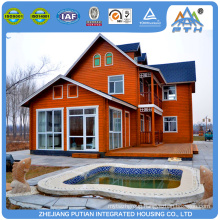 Clear new design high quality church building prefab house