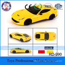 New Item Toys Cool RC Car Licensed Car 1:24 Mini Car Adult Play Toys