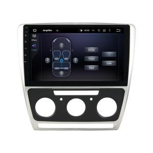 10.1 Inch Car Audio Systems GPS SKODA Octavia