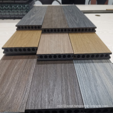 High Quality Cheap Wpc Decking Wood Plastic Composite Indoor Flooring Hoh Ecotech Wpc Decking