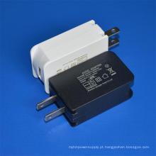 Carregador da parede do adaptador PSE do poder da tomada 5V 2A USB do Jp para o mercado de Japão
