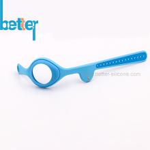 Moulage par injection de silicone liquide pour bracelet de montre