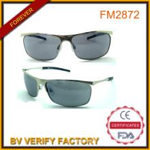 Lunettes de soleil métal classique Chine grossiste lunettes de soleil, nouveau Designer