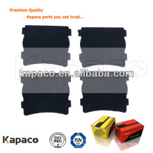 Kapaco brake pad Anti-noise shim for D876