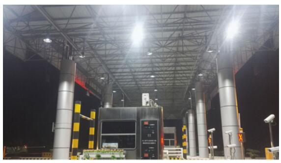 LED High Bay Light Project