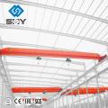 Single girder electric motor overhead crane 5 ton