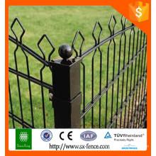 Clôture de jardin de haute qualité / clôture de jardin en métal décoratif pour une vente chaude !!!