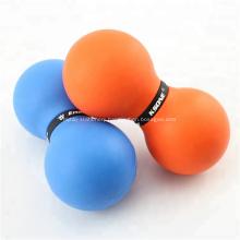 Peanut yoga Ball and massage yoga ball